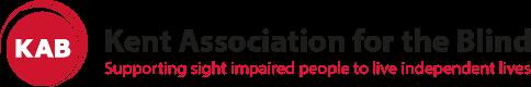 Kent Association for the Blind logo