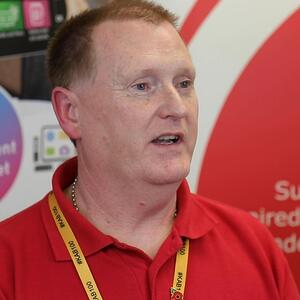 Peter - Assistive Technology Worker at Kent Association for the Blind