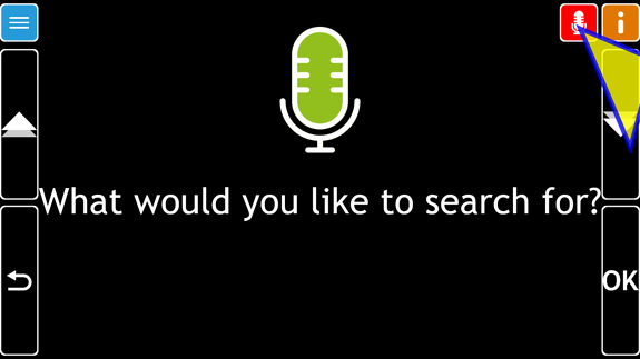 Microphone: What would you like to search for?