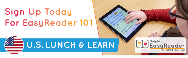 US Lunch & Learn - EasyReader 101